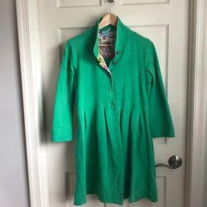 Kelly Green Coat!